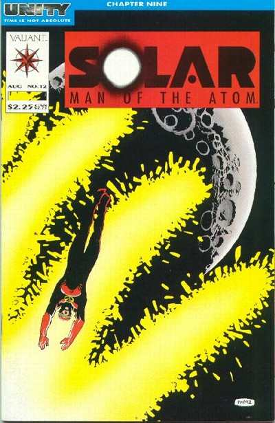 Solar #12 Comic Books - Covers, Scans, Photos  in Solar Comic Books - Covers, Scans, Gallery