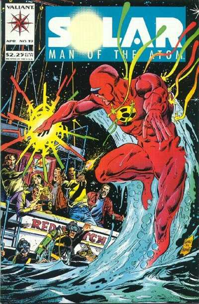 Solar #32 Comic Books - Covers, Scans, Photos  in Solar Comic Books - Covers, Scans, Gallery