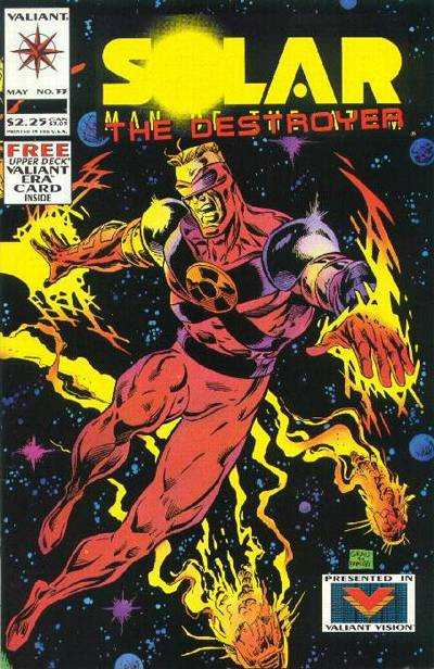 Solar #33 Comic Books - Covers, Scans, Photos  in Solar Comic Books - Covers, Scans, Gallery