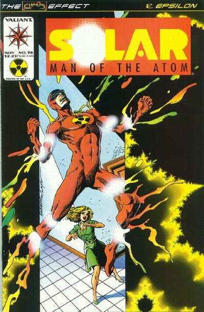 Solar #38 Comic Books - Covers, Scans, Photos  in Solar Comic Books - Covers, Scans, Gallery