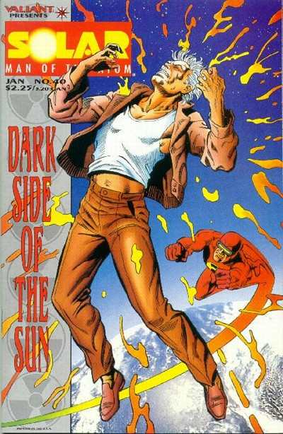 Solar #40 Comic Books - Covers, Scans, Photos  in Solar Comic Books - Covers, Scans, Gallery