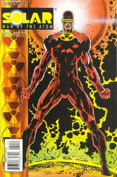 Solar #44 Comic Books - Covers, Scans, Photos  in Solar Comic Books - Covers, Scans, Gallery