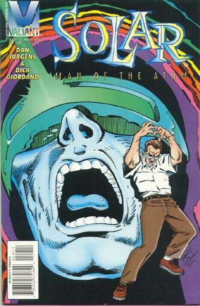 Solar #49 Comic Books - Covers, Scans, Photos  in Solar Comic Books - Covers, Scans, Gallery