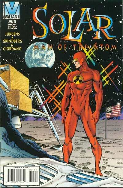 Solar #51 Comic Books - Covers, Scans, Photos  in Solar Comic Books - Covers, Scans, Gallery