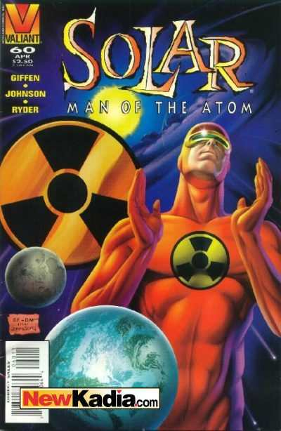 Solar #60 Comic Books - Covers, Scans, Photos  in Solar Comic Books - Covers, Scans, Gallery