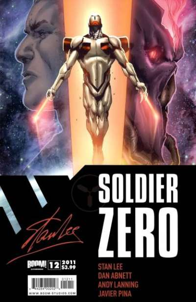 Soldier Zero #12 comic books for sale