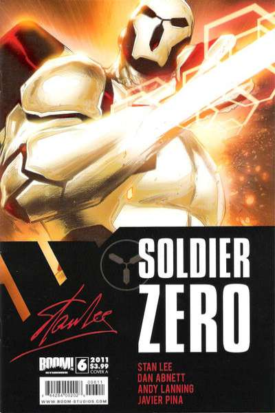 Soldier Zero #6 comic books - cover scans photos Soldier Zero #6 comic books - covers, picture gallery