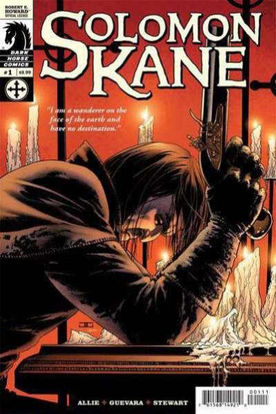 Solomon Kane comic books