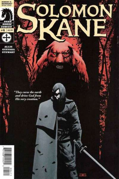 Solomon Kane #4 comic books - cover scans photos Solomon Kane #4 comic books - covers, picture gallery