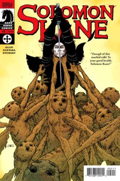 Solomon Kane #5 Comic Books - Covers, Scans, Photos  in Solomon Kane Comic Books - Covers, Scans, Gallery