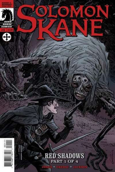 Solomon Kane: Red Shadows #1 Comic Books - Covers, Scans, Photos  in Solomon Kane: Red Shadows Comic Books - Covers, Scans, Gallery