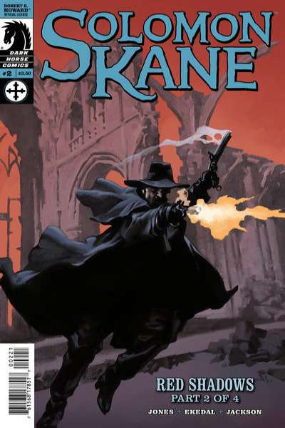 Solomon Kane: Red Shadows #2 comic books - cover scans photos Solomon Kane: Red Shadows #2 comic books - covers, picture gallery