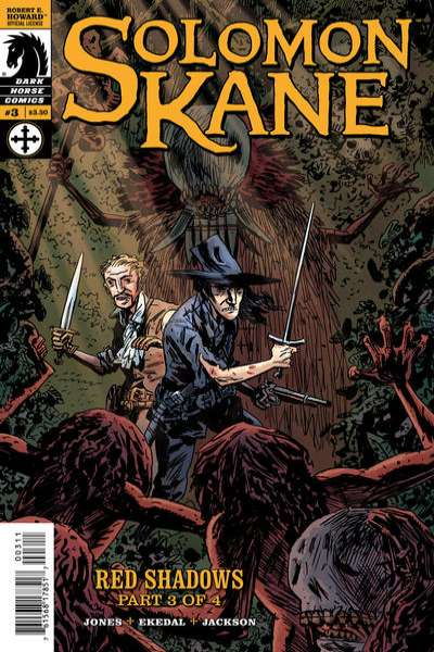 Solomon Kane: Red Shadows #3 Comic Books - Covers, Scans, Photos  in Solomon Kane: Red Shadows Comic Books - Covers, Scans, Gallery