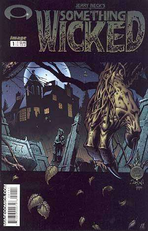 Something Wicked comic books