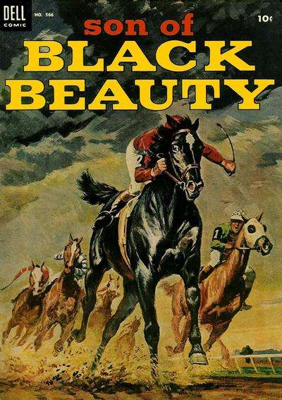 Son of Black Beauty #1 Comic Books - Covers, Scans, Photos  in Son of Black Beauty Comic Books - Covers, Scans, Gallery