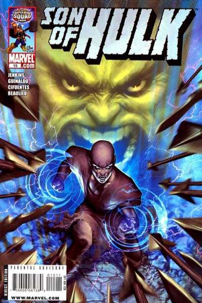 Son of Hulk #15 comic books for sale