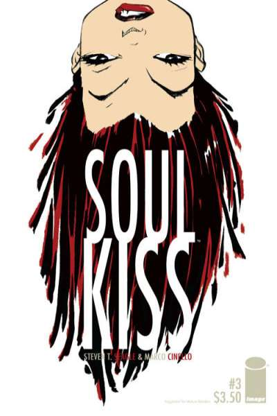 Soul Kiss #3 comic books - cover scans photos Soul Kiss #3 comic books - covers, picture gallery