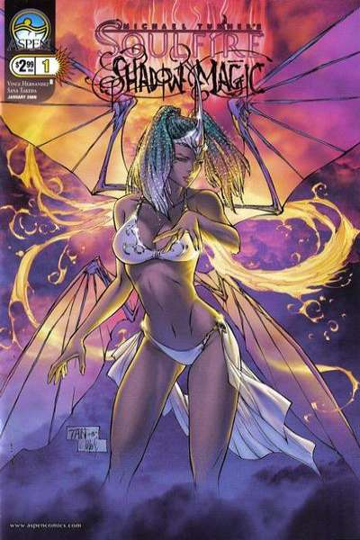 Soulfire: Shadow Magic comic books
