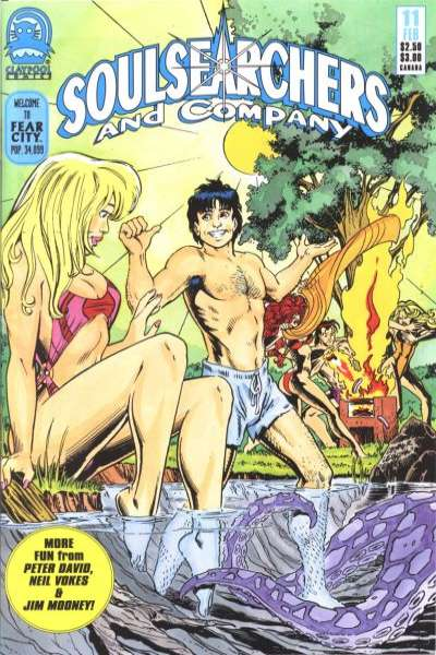 Soulsearchers and Company #11 Comic Books - Covers, Scans, Photos  in Soulsearchers and Company Comic Books - Covers, Scans, Gallery