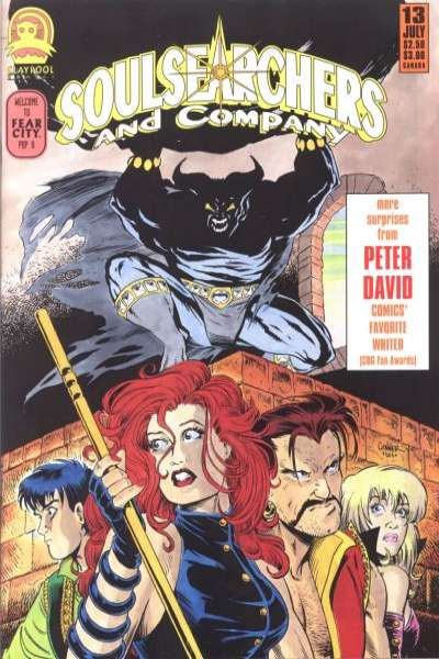 Soulsearchers and Company #13 comic books for sale