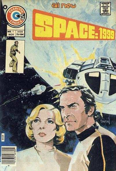 Space: 1999 #1 comic books - cover scans photos Space: 1999 #1 comic books - covers, picture gallery