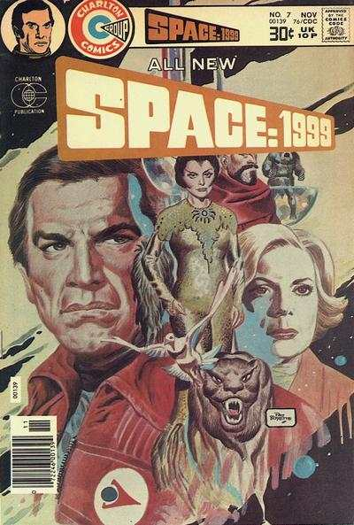 Space: 1999 #7 comic books - cover scans photos Space: 1999 #7 comic books - covers, picture gallery