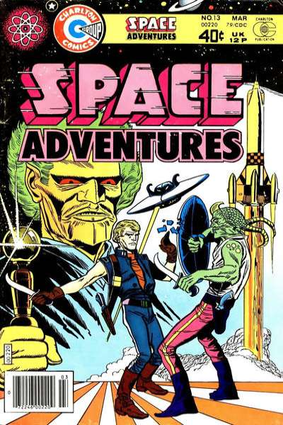 Space Adventures #13 comic books for sale