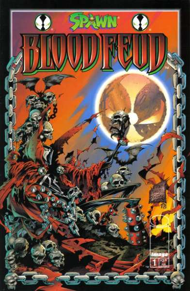 Spawn: Blood Feud # comic book complete sets Spawn: Blood Feud # comic books