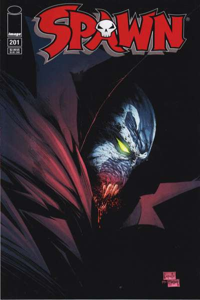 Spawn #201 Comic Books - Covers, Scans, Photos  in Spawn Comic Books - Covers, Scans, Gallery