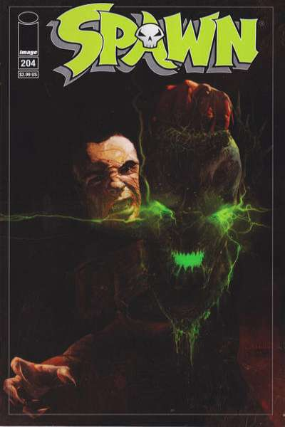 Spawn #204 Comic Books - Covers, Scans, Photos  in Spawn Comic Books - Covers, Scans, Gallery