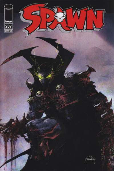 Spawn #207 Comic Books - Covers, Scans, Photos  in Spawn Comic Books - Covers, Scans, Gallery