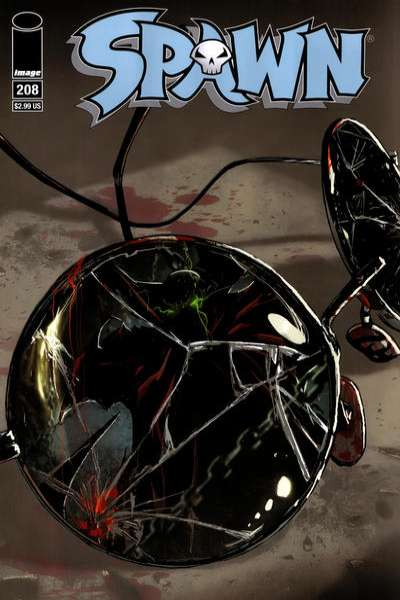 Spawn #208 Comic Books - Covers, Scans, Photos  in Spawn Comic Books - Covers, Scans, Gallery