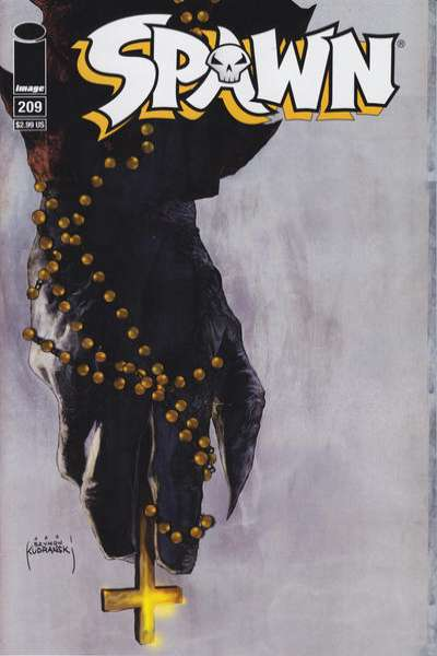 Spawn #209 Comic Books - Covers, Scans, Photos  in Spawn Comic Books - Covers, Scans, Gallery