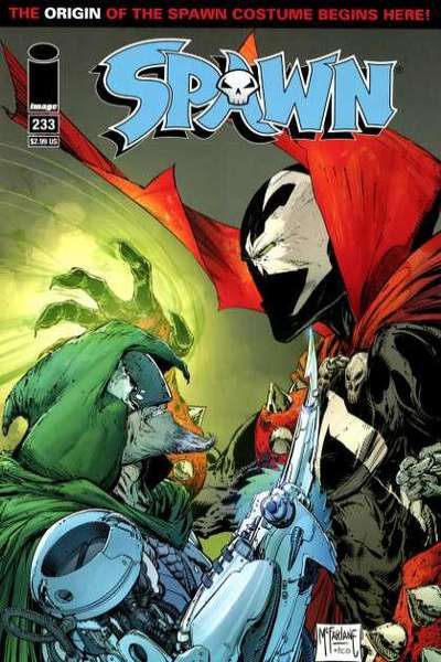 Spawn #233 comic books for sale
