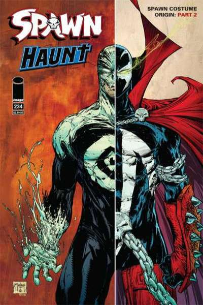 Spawn #234 Comic Books - Covers, Scans, Photos  in Spawn Comic Books - Covers, Scans, Gallery