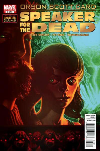 Speaker for the Dead #2 comic books - cover scans photos Speaker for the Dead #2 comic books - covers, picture gallery