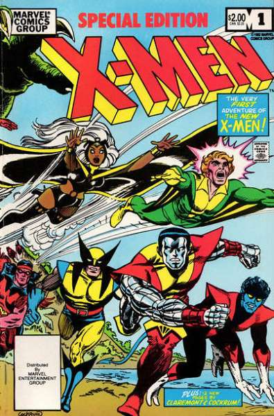 Special Edition X-Men #1 comic books for sale
