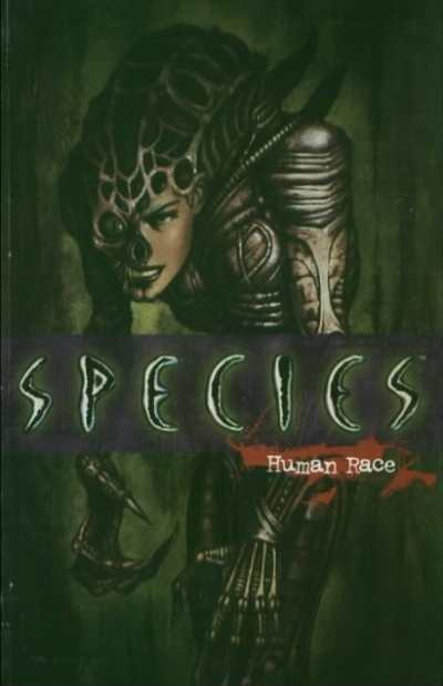 Species: Human Race #1 comic books - cover scans photos Species: Human Race #1 comic books - covers, picture gallery