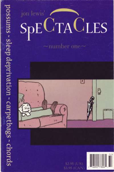 Spectacles #1 Comic Books - Covers, Scans, Photos  in Spectacles Comic Books - Covers, Scans, Gallery