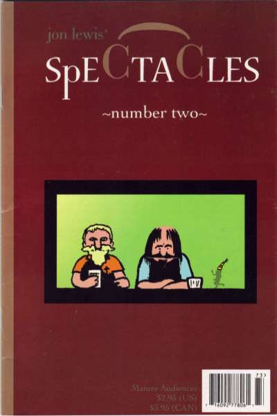Spectacles #2 comic books - cover scans photos Spectacles #2 comic books - covers, picture gallery