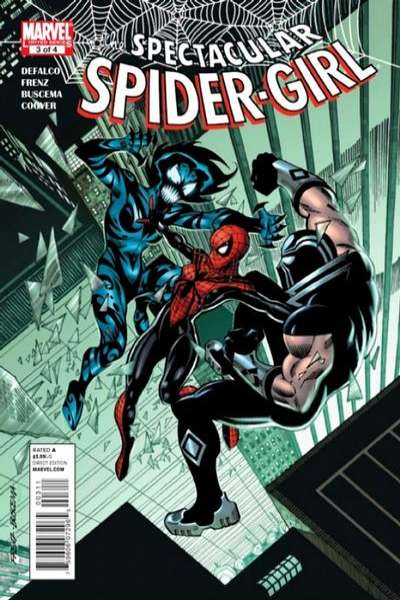 Spectacular Spider-Girl #3 Comic Books - Covers, Scans, Photos  in Spectacular Spider-Girl Comic Books - Covers, Scans, Gallery
