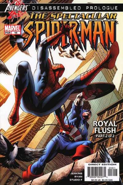 Spectacular Spider-Man #16 Comic Books - Covers, Scans, Photos  in Spectacular Spider-Man Comic Books - Covers, Scans, Gallery