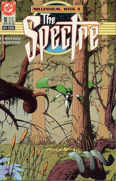 Spectre #10 comic books - cover scans photos Spectre #10 comic books - covers, picture gallery