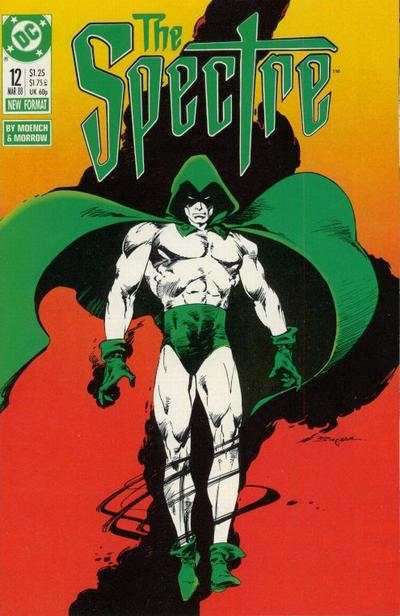 Spectre #12 comic books - cover scans photos Spectre #12 comic books - covers, picture gallery