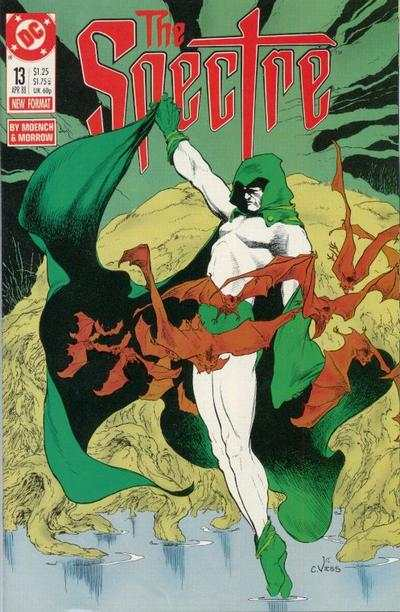 Spectre #13 comic books - cover scans photos Spectre #13 comic books - covers, picture gallery
