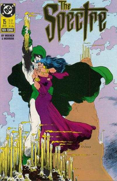 Spectre #15 Comic Books - Covers, Scans, Photos  in Spectre Comic Books - Covers, Scans, Gallery