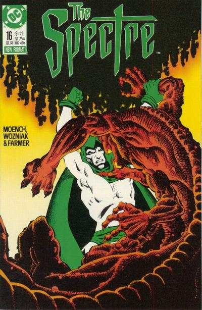 Spectre #16 Comic Books - Covers, Scans, Photos  in Spectre Comic Books - Covers, Scans, Gallery