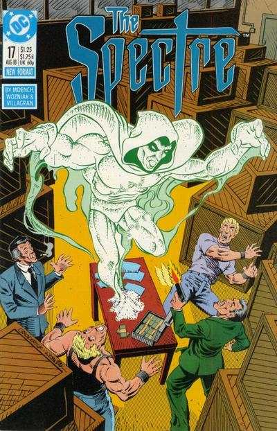Spectre #17 comic books for sale
