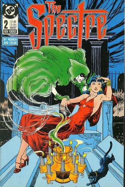 Spectre #2 comic books - cover scans photos Spectre #2 comic books - covers, picture gallery