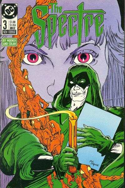 Spectre #3 comic books - cover scans photos Spectre #3 comic books - covers, picture gallery